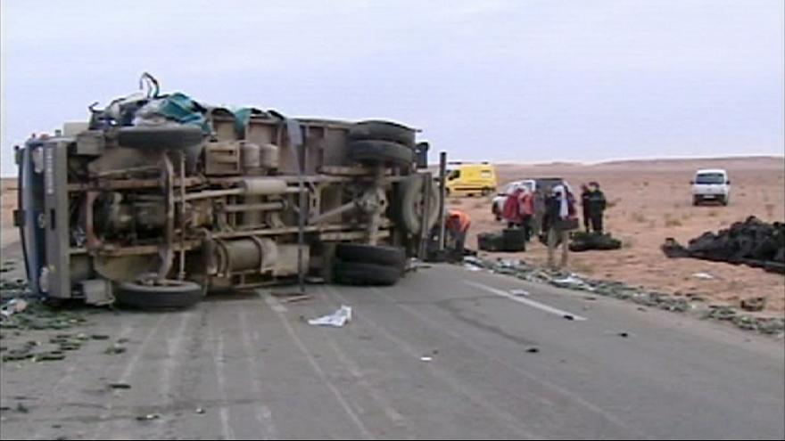 Algeria: incidente stradale fa undici morti