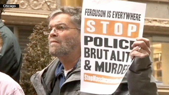 USA: Tömegek tüntettek a hétvégén is a diszkrimináció és a rendőri erőszak ellen