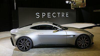 Spectre of sabotage hangs over latest Bond movie after script stolen in N Korean Sony Pictures hack