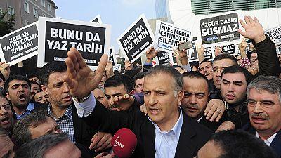 EEUU y la UE critican enérgicamente las detenciones del domingo en Turquía