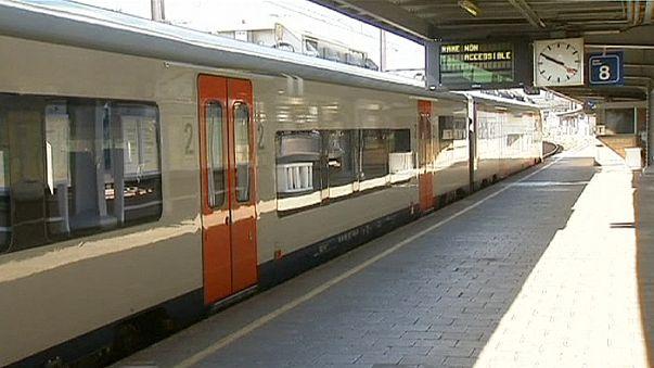 Belgium hit by national strike