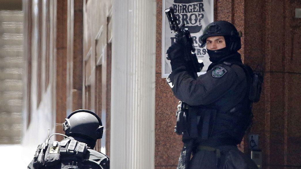 La policía australiana cierra parte de la ciudad de Sidney por una toma de rehenes