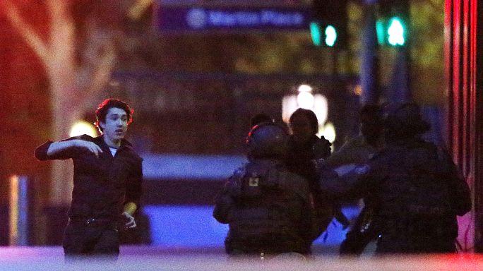 Geiseldrama in Sydney endet blutig: Drei Tote, darunter der Täter