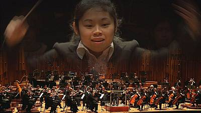 Flick of the wrist: competition gives budding conductors a chance to shine
