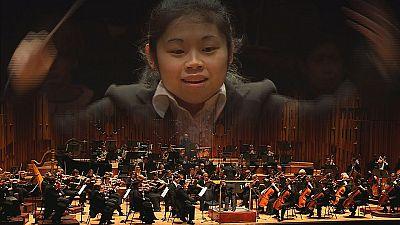 Flick-Wettbewerb: Frau erstmals beste Dirigentin