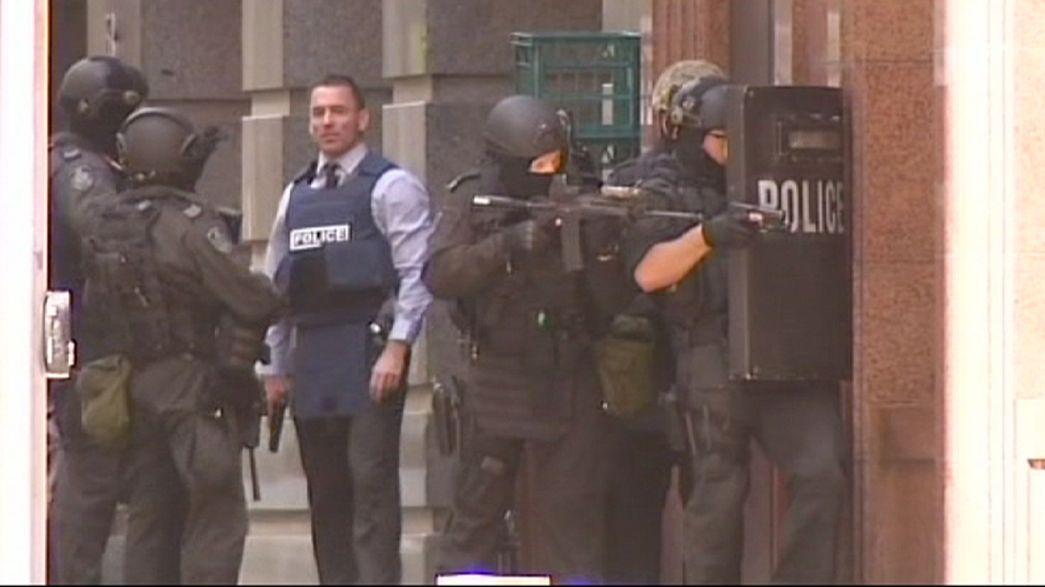 Sydney siege: Australians react to the hostage drama