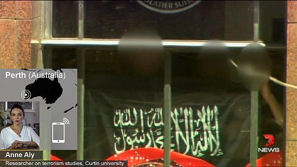 Australie : quel est l'objectif du preneur d'otage?
