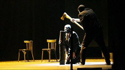 Interferences on stage in Cluj-Napocca