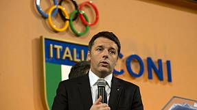sport: Rome announces bid for 2024 Summer Olympics