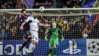 قرعه کشی مرحله یک هشتم پایانی لیگ قهرمانان اروپا انجام شد