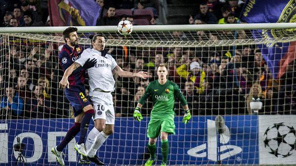 The Corner: Machester City - Barcelona, cabeça de cartaz dos 1/8 de final da Champions League