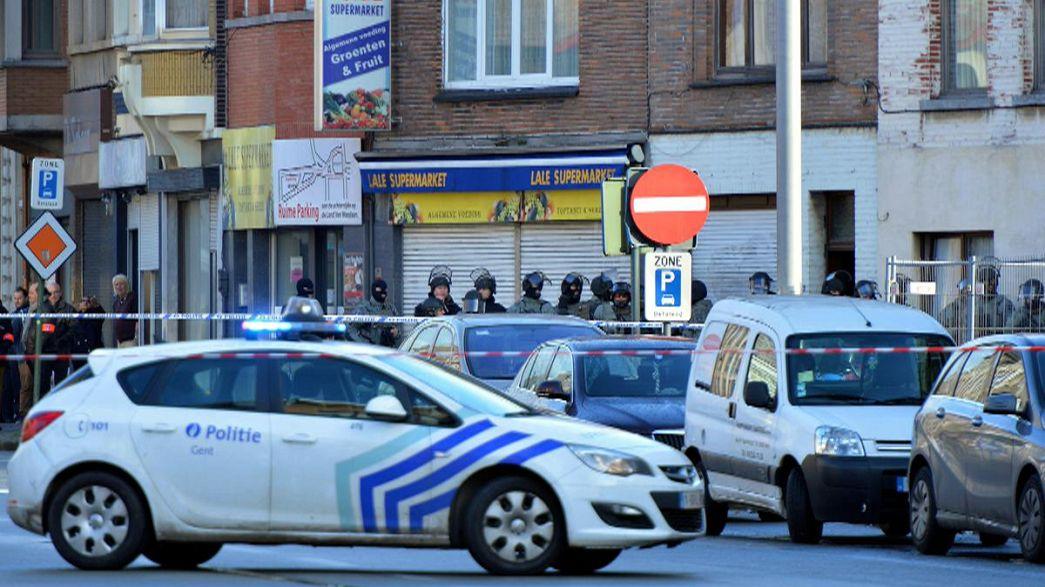 Инцидент с заложником в Генте завершён