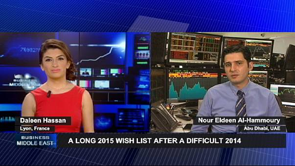 Quais as expetativas financeiras após as dificuldades de 2014?