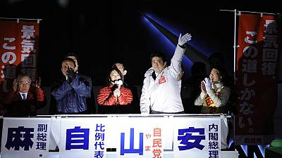 Big in Japan, but Shinzo Abe's political win gets flat reception from electorate and experts alike