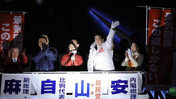 Japón: las Abenomics del primer ministro, avaladas en las urnas