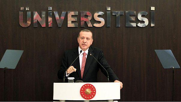 """Erdogan: Die EU solle sich """"um ihre eigenen Angelegenheiten kümmern"""""""
