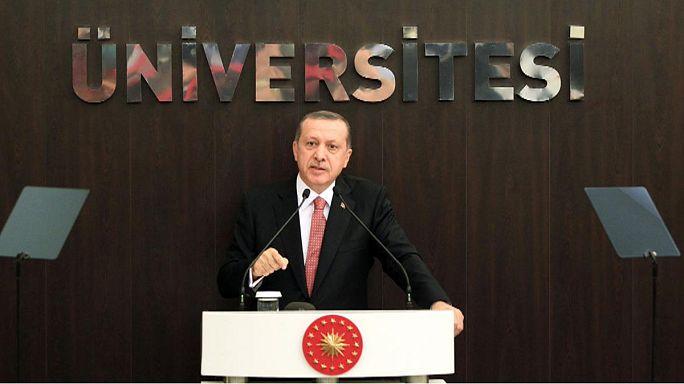 Erdoğan: az Unió foglalkozzon a saját ügyeivel