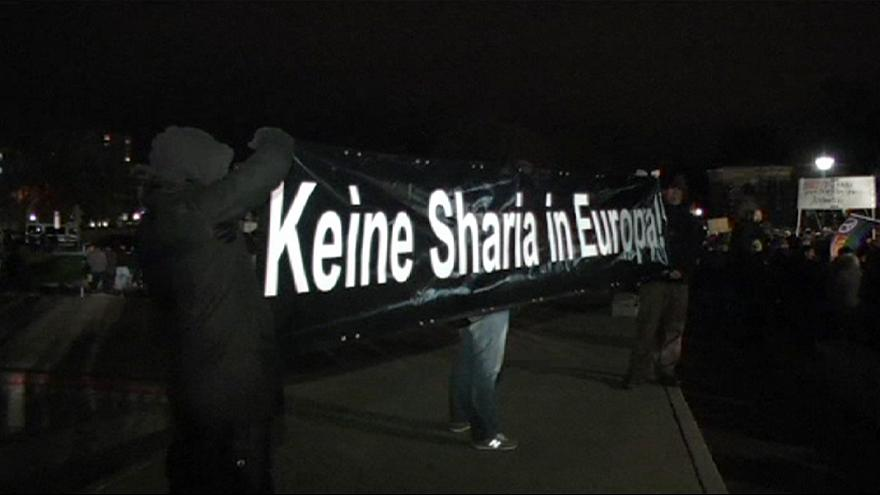 Around 15,000 turn out for Dresden's biggest ever PEGIDA anti-Islam rally