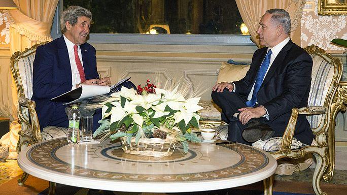 """Netanyahu en campagne en Europe contre une éventuelle """"résolution"""" palestinienne"""