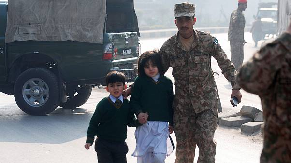 Pakistan: 'More than 100' children killed as Taliban attack Peshawar school