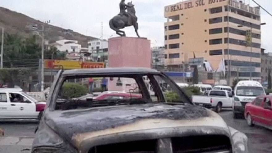 Clashes continue in troubled Mexican state of Guerrero