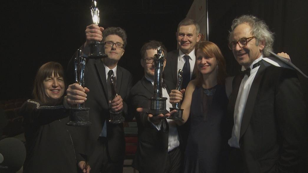 Avrupa Film Ödülleri'ne 'Ida' damga vurdu