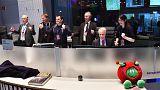 A Rosetta-csapat kapta az Euronews Év embere-díját