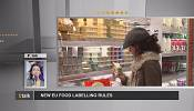 New EU food labelling rules