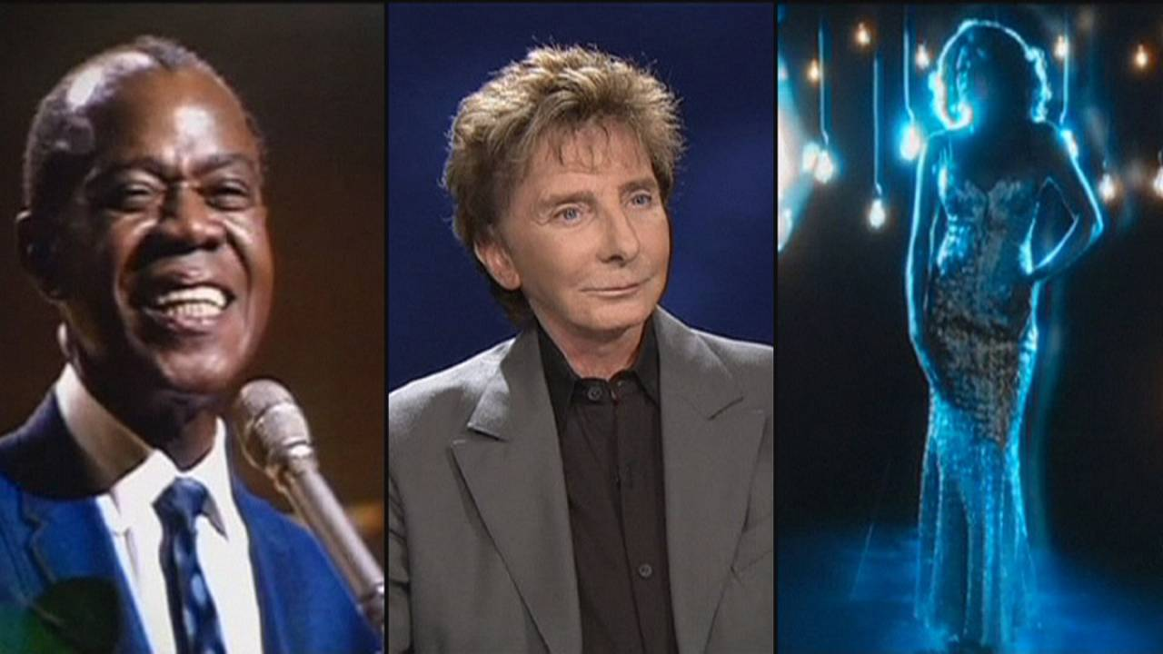 Barry Manilow álomduettjei