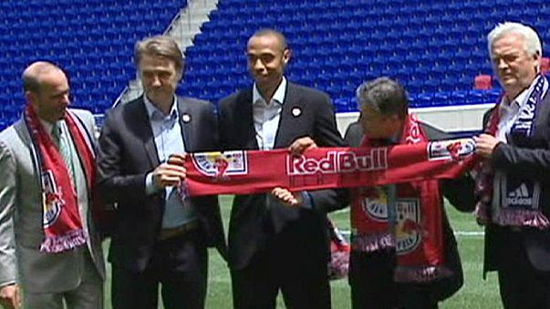 Thierry Henry futbolu bıraktı