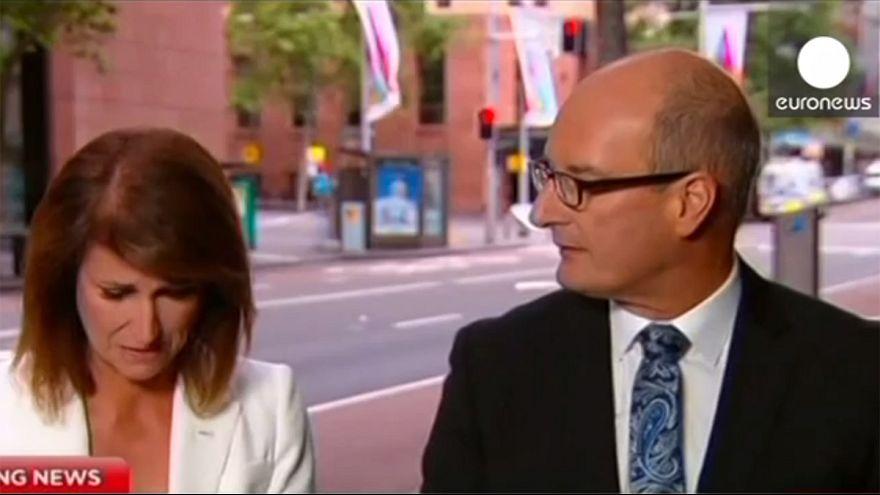So traurig: In Sydney berichtet eine Moderatorin live vom Tod einer guten Bekannten