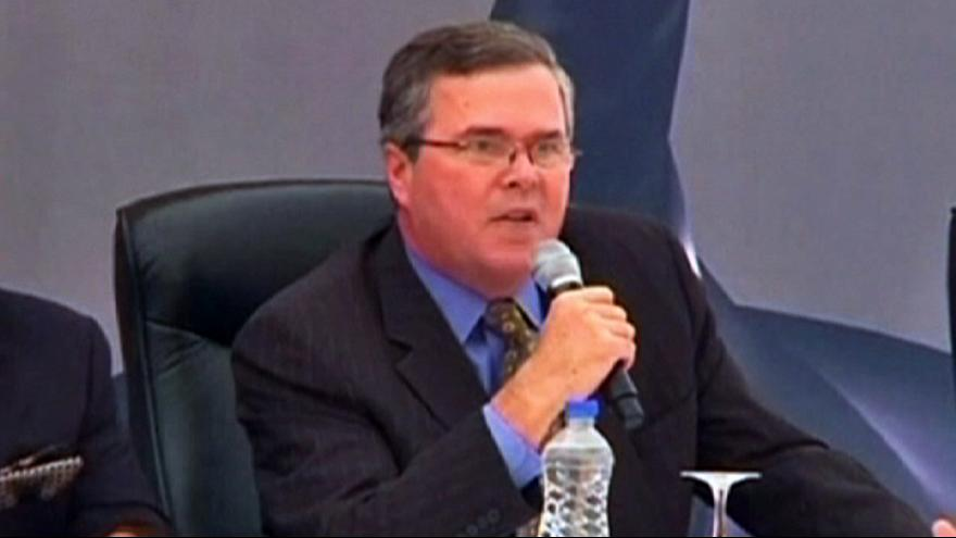 Ex-Florida Governor Jeb Bush to 'actively explore' Republican presidential bid