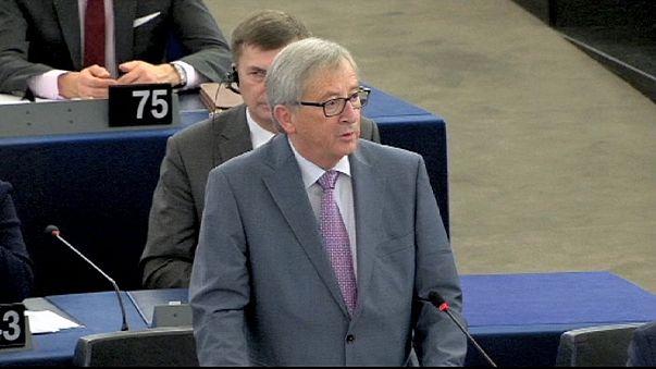 La Comisión presenta su plan de trabajo en el Parlamento Europeo