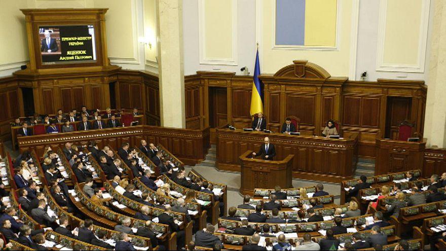 Ucraina: in arrivo sanzioni USA, a Kyev incontro Mogherini-Poroshenko