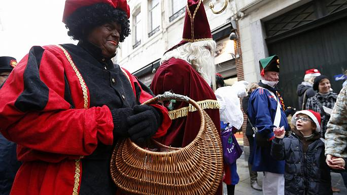 "Black Pete ""a symptom of Europe's Afrophobia"", warn campaigners"