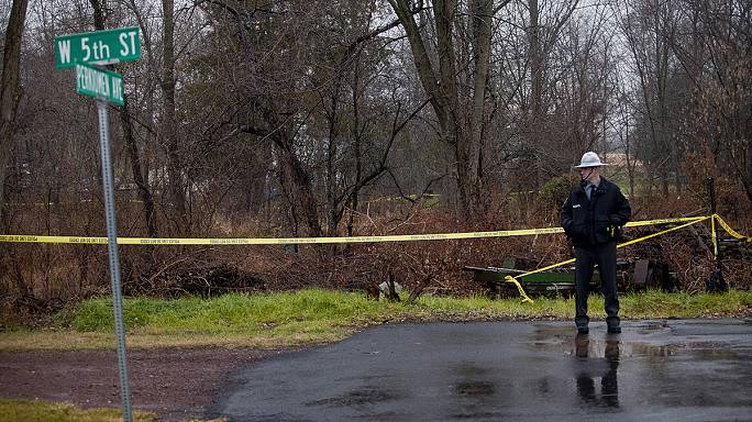 Body of US Iraq war veteran suspected of killing six family members discovered in Pennsylvania
