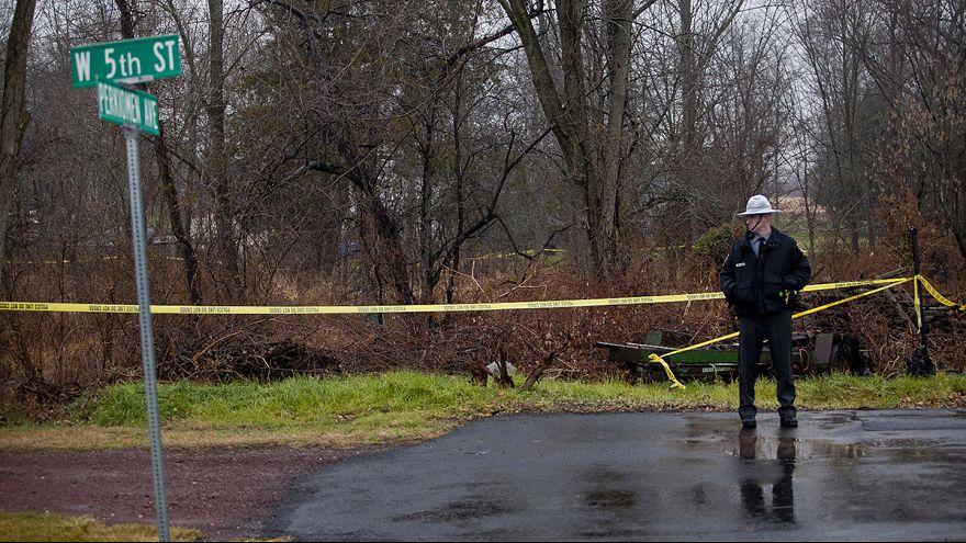 ABD'de aynı aileden 6 kişiyi öldüren kişi ölü bulundu
