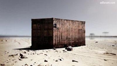 It's not a container. It's a prison (Reporters Sans Frontières)
