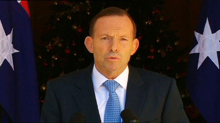 Nach Geiselnahme in Sydney: Abbott räumt Fehler im System ein