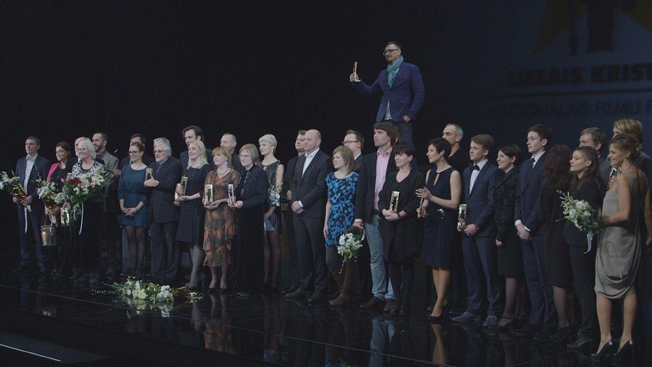 Riga : les récompenses du cinéma letton