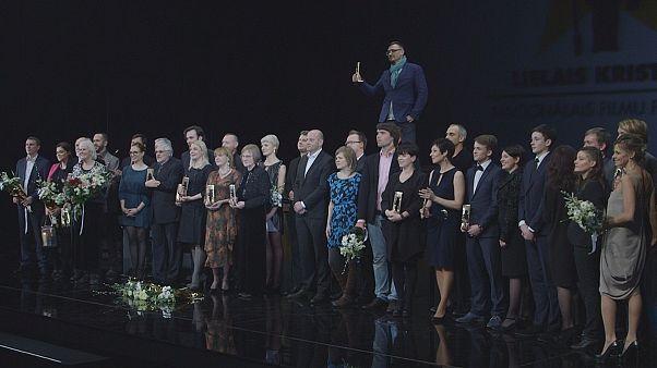 Os prémios do cinema letão