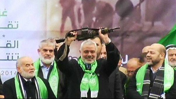 Levette a Hamászt a terroristalistáról az EU bírósága