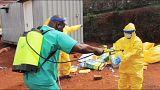 برای مقابله با شیوع ابولا، سیرالئون جشن های کریسمس را ممنوع کرد