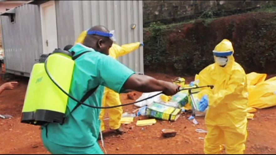 Sierra Leone cancels Christmas celebrations to fight Ebola outbreak