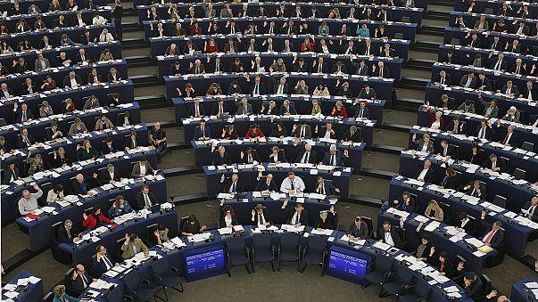 البرلمان الأوروبي يدعم مبدئيا الاعتراف بدولة فلسطين