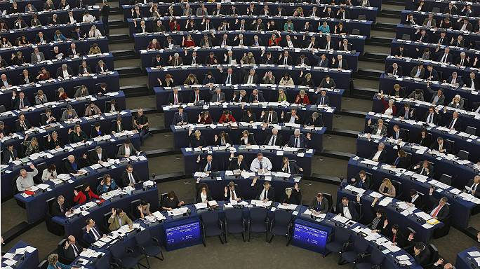 EU parliament votes to recognise Palestinian statehood, in principle