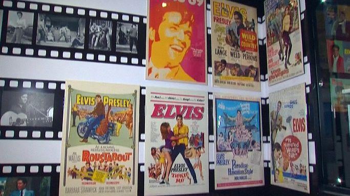 Elvis Presley en exposition à Londres