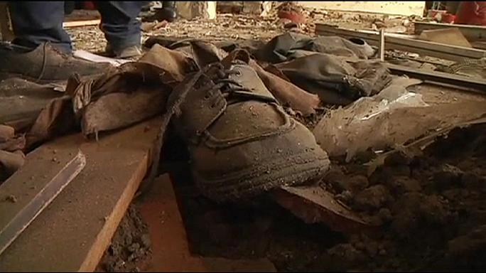 Пешавар: школа после теракта превратилась в руины