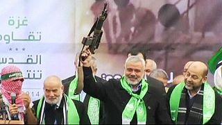 Bruxelas continua a considerar o Hamas como organização terrorista