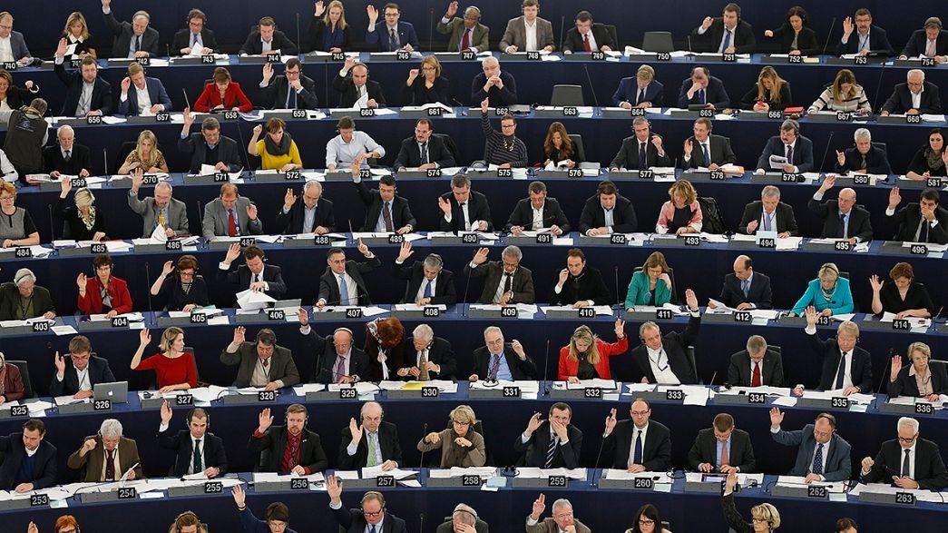 Parlamento Europeu reconhece Estado da Palestina